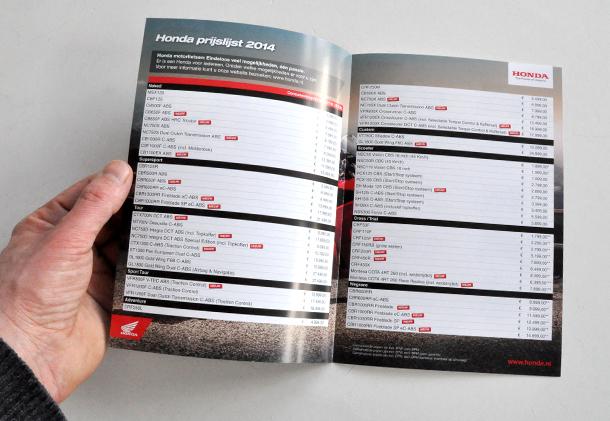 Prijslijst Honda Motorfietsen 2014_02