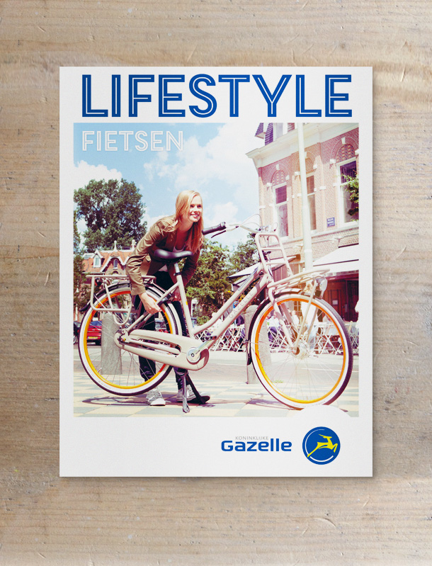 Gazelle Lifestyle Brochure