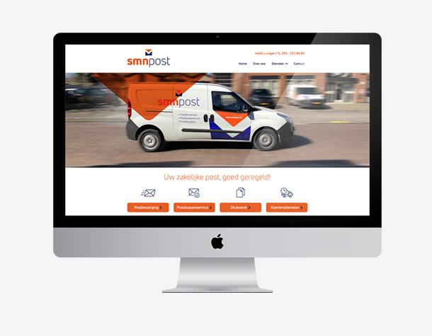 Website SMN Post